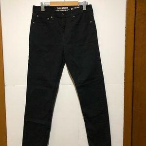 Levi's black skinny jeans Sz 29